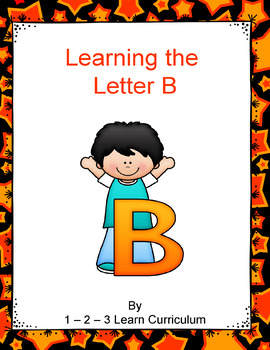 Learning the Letter B