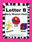 Letter B: Phonics Pack