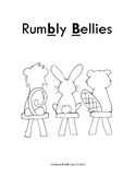 """Letter B Phonics Read Aloud: """"Rumbly Bellies"""""""