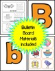 Letter B Practice Printables