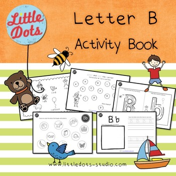 Letter B Activities and Worksheets