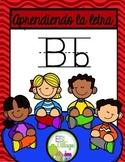 Aprendiendo la letra B
