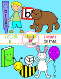 Letter Bb Clipart