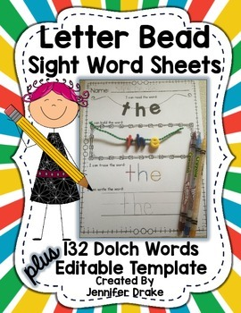 The Sight Word Worksheet Worksheets for all | Download and Share ...