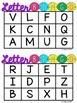 Letter Bingo Class Set