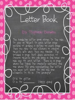 Letter Book