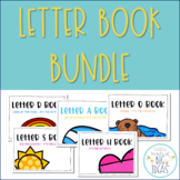 Alphabet Handwriting Book Bundle