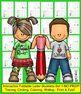 Alphabet Books BUNDLE:  52 Interactive Foldable Letter Boo