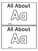 Letter Books (A-G)