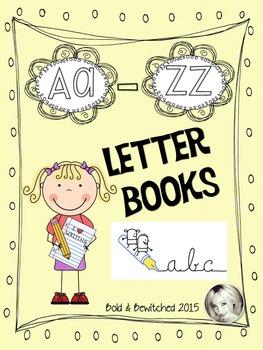 Letter Books A-Z