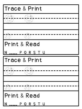 Letter Books (O-T)