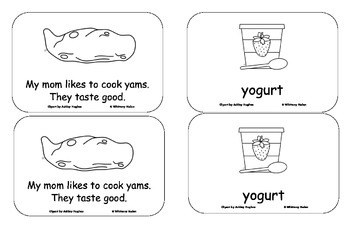 Letter Books for X, Y, Z