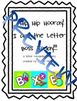 Letter Boss