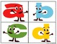 Letter Buddies Lowercase Flashcards