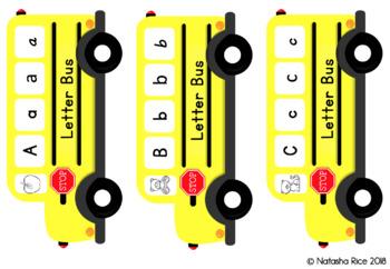 Letter Bus