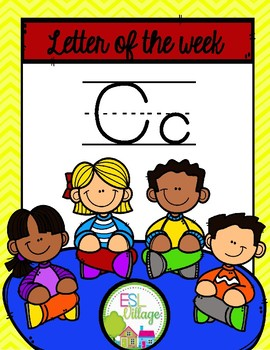 """Letter of the Week (Letter """"C"""")"""