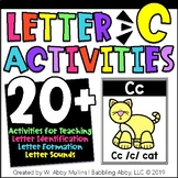 Letter C Activities | Alphabet | Letter Recognition, Formation, and Sounds