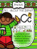 Letter C Activities for Pre-Kindergarten and Kindergarten