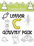 Letter C Activity Pack
