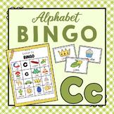 Letter C Bingo Game