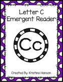 Letter C Book