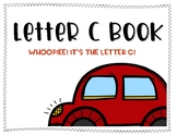 Letter C Book: Handwriting Practice