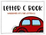 Letter C Book: Handwriting Practice
