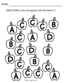 Letter C Bundle