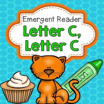 Letter C Emergent Reader