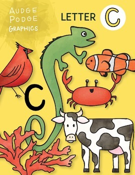 Letter C Graphics