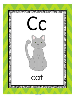 Letter C Recognition, Sound, Tracing and Craftivities