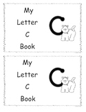 Letter C Little Reader/Book