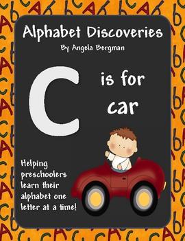 Letter C ~ Preschool Unit