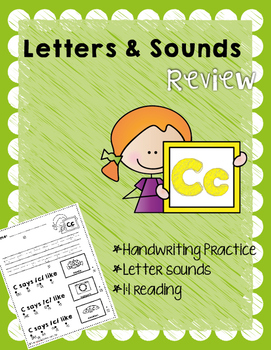 Letter C Review