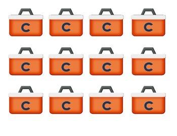 Letter C Sort