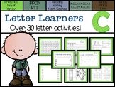 Letter Learners: Letter C