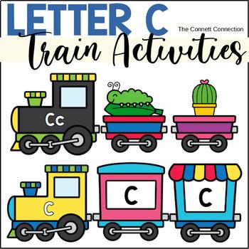 Letter C Train