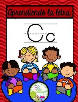 Aprendiendo la letra C