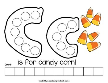 Letter Candy
