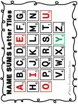 Spelling Center: Letter Card Fun