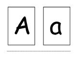 Letter Cards ~ Alphabet Cards