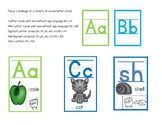 Letter Cards and Sounds