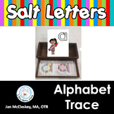 Letter Cards for Handwriting Centers