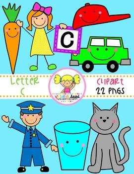 Letter Cc Clipart