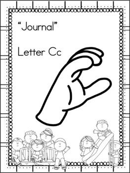 Letter Cc Journal