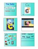 Letter Cc Smartboard Lesson