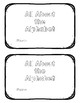 Letter Circle Map Booklets- FREEBIE