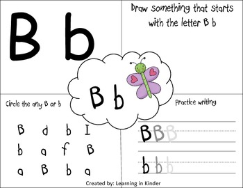 Letter Clouds - Letter Practice for Literacy Centers - Common Core Aligned