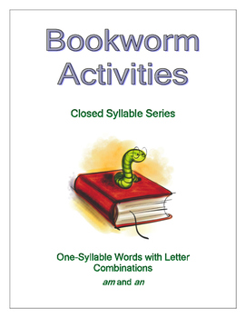 Letter Combinations am and an in One-Syllable Words