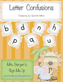 Letter Confusions